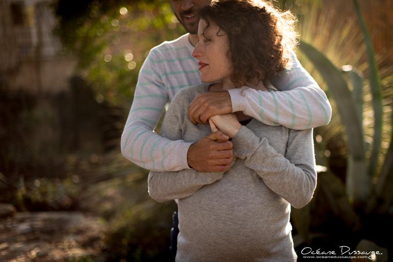 Photographe femme enceinte finistere