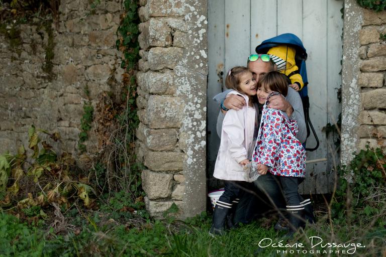 séance lifestyle - photo- famille - enfants - océane dussauge photographe - drome - projets professionnels et personnels