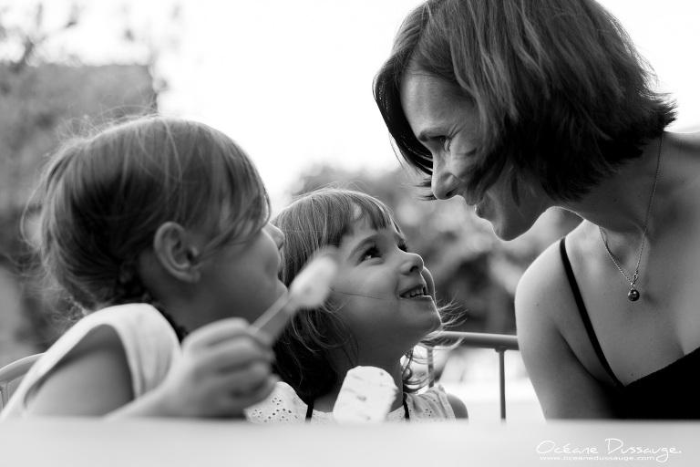 regard mère-filles