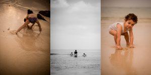 les pieds dans l'eau à Oman