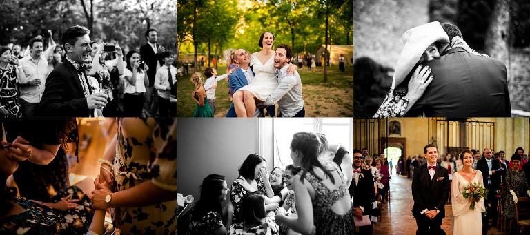 pourquoi je suis aussi photographe de mariage émotions