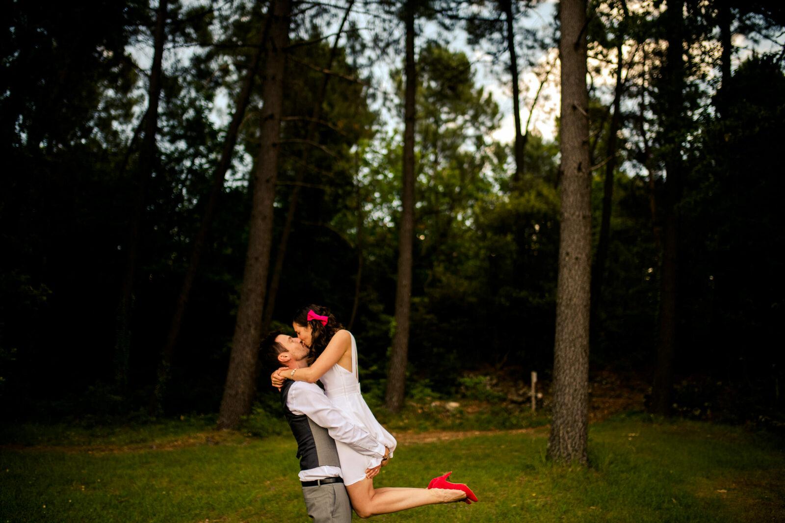 mariage-bisou-ardeche-aubenas