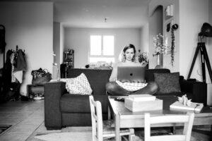 06 - confinée seule - travailler